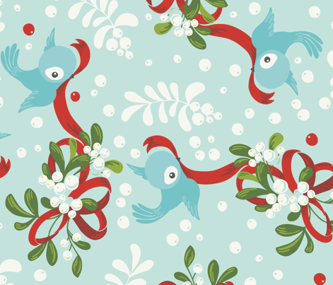 Mistletoe Happy!