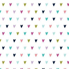 multi hearts || good cheer colorway