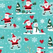 Santa's Snow Day