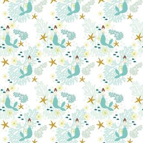 Brunette Mermaids // Small
