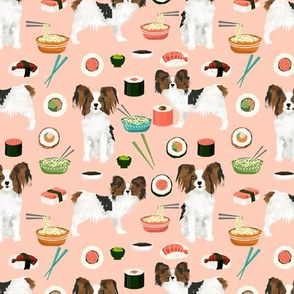 papillon sushi fabric cute japanese food fabric sewing crafts best kawaii fabric designs