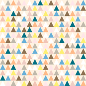 Triangles for Gnome World (pink)