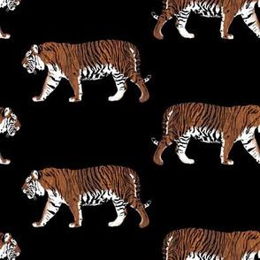 Teak Walking Tiger