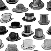Old-Fashioned Hats