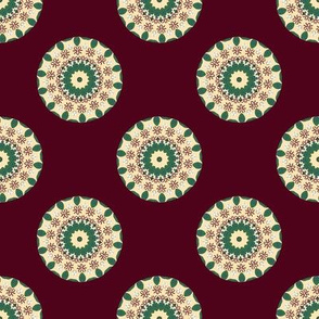 Mistletoe Dots 2