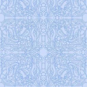 Simple Art Nouveau Romance #5977263