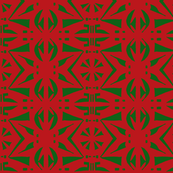 BELARUS PARTY PRINT Christmas Two