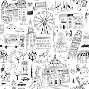doodle Europe