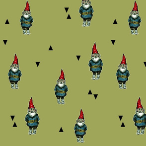 Gnomes and Triangles
