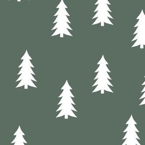trees on terrain green    adventure camp