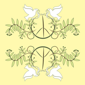 Doves and Olive Branches