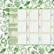 2017 Tea Towel KatePitnerDesigns