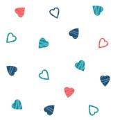 Graffiti Hearts
