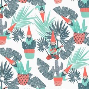 Tropical Gnomes