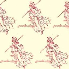 Athena Ornament