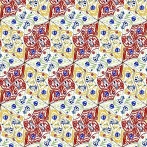 Wooden Shoes Tessellation
