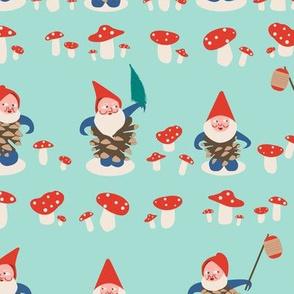 Pine Cone Gnomes
