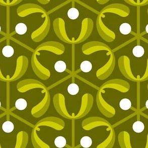 mistletoe 3m : olive