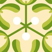 mistletoe 3m : on apple trees