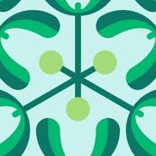mistletoe 3m : serenely levitating
