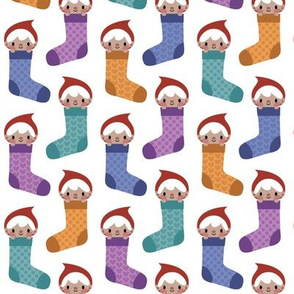 The sock gnomes (white background)
