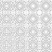 Grey_mosaic_design_on_white