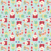 Santa Gnomes