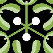 mistletoe 3m : green seams