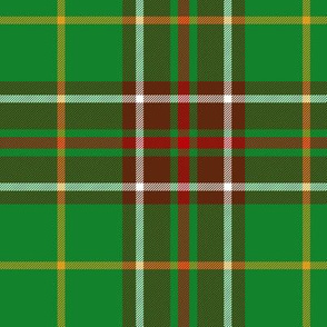 """Newfoundland official tartan, 6"""""""