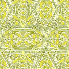Lemon Lime Geometric Time