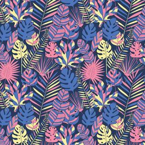 tropical plantation pattern2