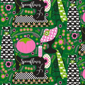 Cheerful Studio Green