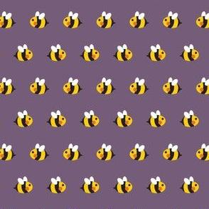 HONEY THIEF BEES