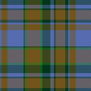 Nova Scotia asymmetrical tartan 2, bright