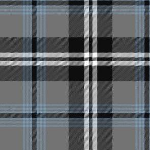 Nunavut grey tartan