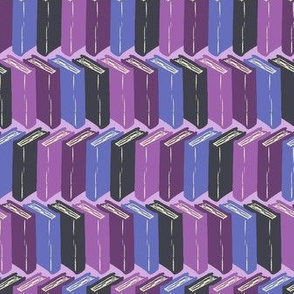 Bookshelf (Purple)