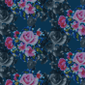 Arcade Cross Stitch