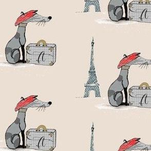Franc Knew Paris was a Good Idea