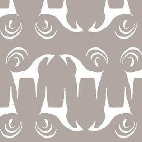 SWEET CINDY'S HORSES Pebble Grey
