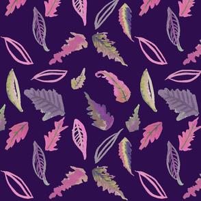 Spring in Turks // Eggplant