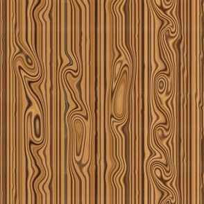 Knotty Wood Planks