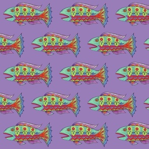 FishZigZagPurple