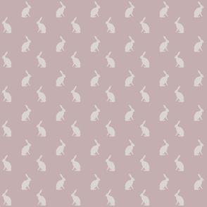 Hare pink Linen