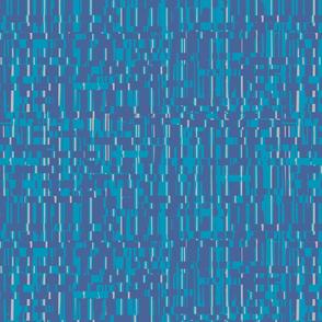 Blue Tech Glitch