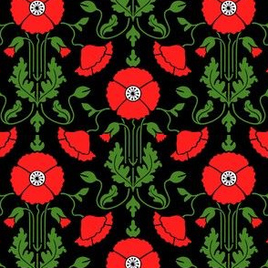 Poppy_on_black