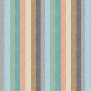 Color Therapy Calm Stripe