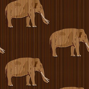 Do Not Take any Wooden Elephants