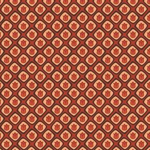 Cell Tulips - Red