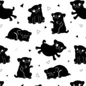 Pug Party -Dog