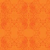 Hei orange on orange